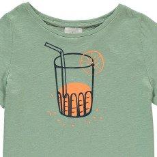 Blune Kids T-shirt Tangerine-listing
