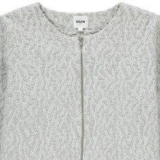 Blune Veste Texturée Lurex Mine d'Argent-product
