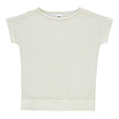 Blune Kurzarm Sweatshirt Lurex Smart -listing
