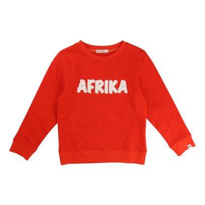 "Billybandit Sweat ""Afrika"" Bouclé-listing"