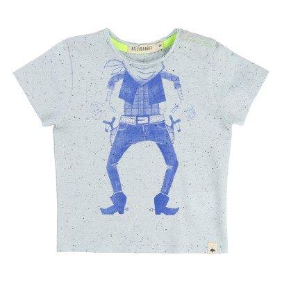 Billybandit T-Shirt Cowboy -listing