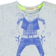 Billybandit Speckled Cowboy T-shirt -listing