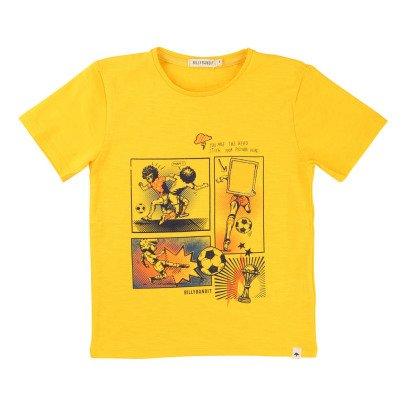 Billybandit T-Shirt Comics -listing