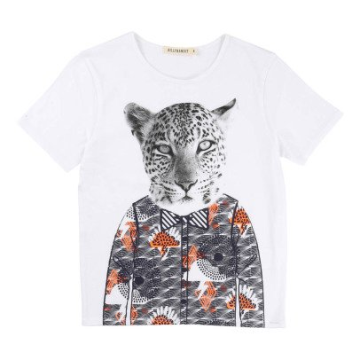 Billybandit T-Shirt Leopard Chemise-listing