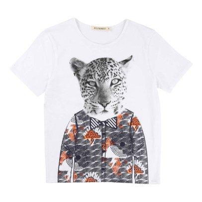 Billybandit T-Shirt Leopard Hemd -listing