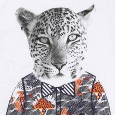 Billybandit Leopard T-Shirt -listing