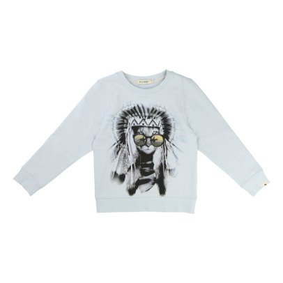 Billybandit Indian Chief Sweatshirt -listing