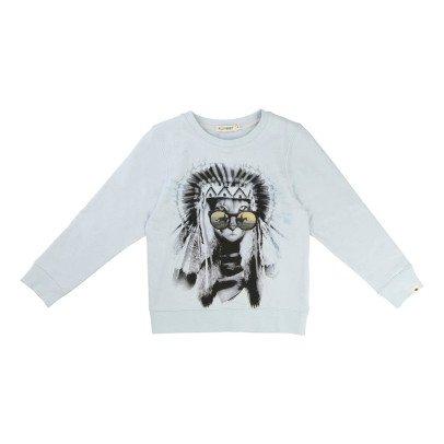 Billybandit Sweatshirt Indianer -listing