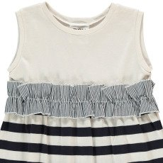 Douuod Cavea Striped Top-listing
