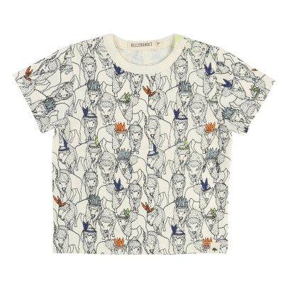 Billybandit T-Shirt Bisons-listing