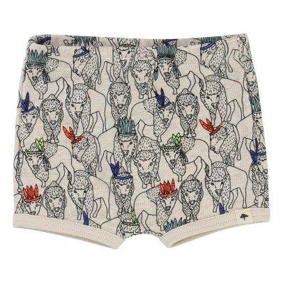 Billybandit Bison Fleece Shorts-listing