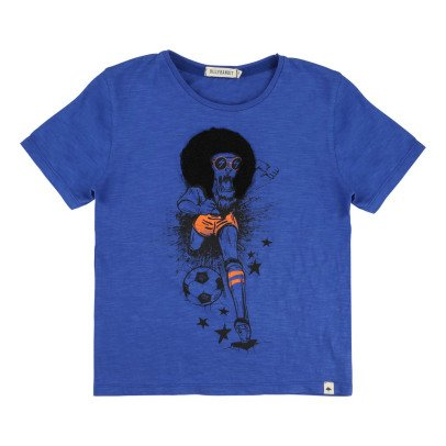 Billybandit T-Shirt Fußballer -listing