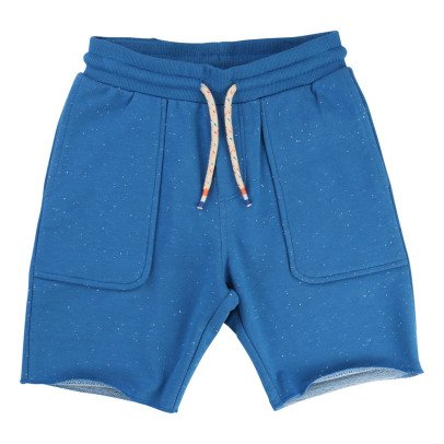 Billybandit Flecked Fleece Bermuda Shorts-listing