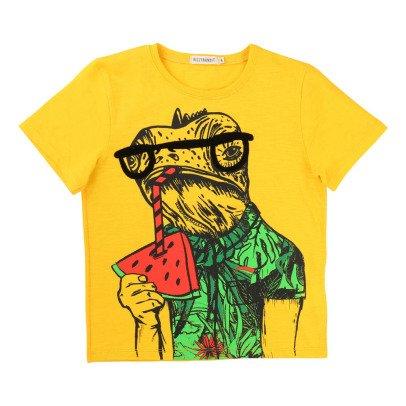 Billybandit Gecko T-Shirt -listing