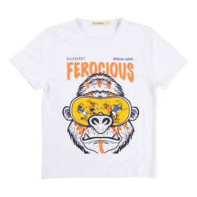 """Billybandit """"Ferocious"""" T-Shirt-listing"""