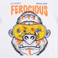"""Billybandit T-Shirt """"Ferocious""""-listing"""