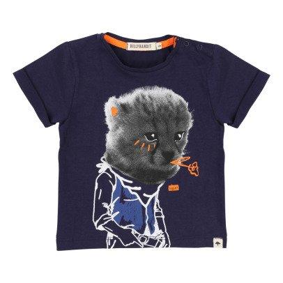 Billybandit Ferret Cowboy T-Shirt -listing