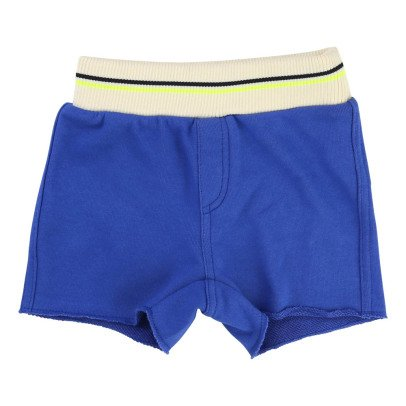 Billybandit Elasticated Waist Fleece Shorts-listing