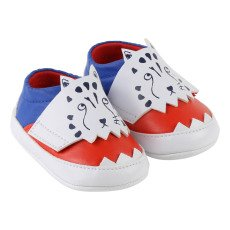 Billybandit Patucos Velcro Leopardo-listing