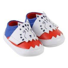Billybandit Velcro Leopard Slippers-listing
