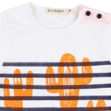Billybandit T-Shirt Rayures Cactus-listing