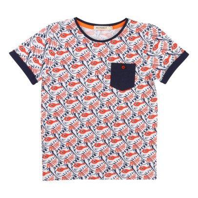Billybandit T-Shirt Allover Leopard -listing