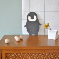April Eleven Penguin Mirror-listing