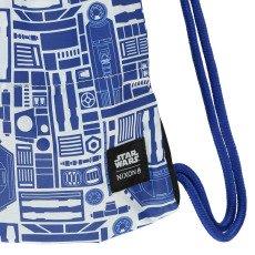 Nixon Star Wars - Mochila R2D2 Everyday Azul-listing
