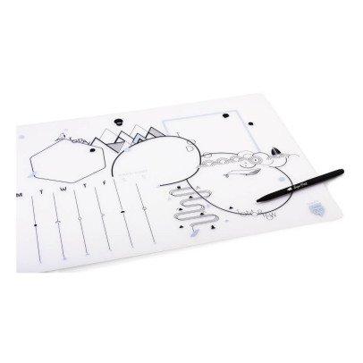 Superpetit Desk Blotter and Pen-listing