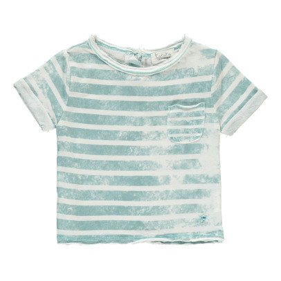 Tocoto Vintage Striped T-Shirt-product