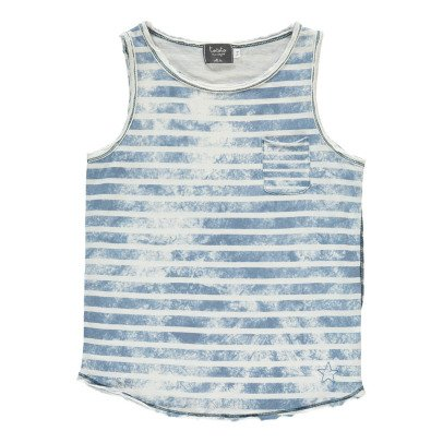 Tocoto Vintage Striped Vest Top-listing