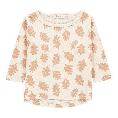 Rylee + Cru Leaves T-Shirt-listing