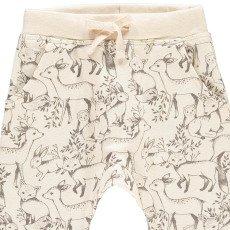 Rylee + Cru Forest Animals Jogging Bottoms-listing