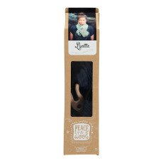 Peace and Wool Navy Blue Lucette DIY Knitting Kit-listing