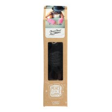 Peace and Wool Black DIY Knitting Kit-listing