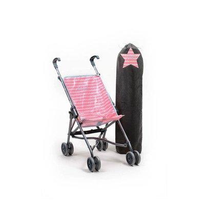 Minikane Diamond Fluo Limited Edition Doll's Pushchair-listing