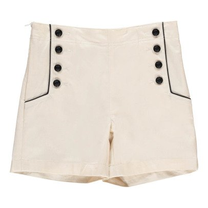 Les coyotes de Paris Océane High Waisted Shorts-listing