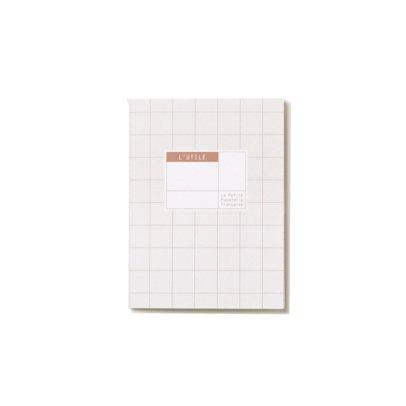 La Petite Papeterie Française Carnet de poche l'Utile 48 pages-listing