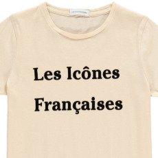 """Les coyotes de Paris Noa """"Les Icônes Françaises"""" T-Shirt-product"""