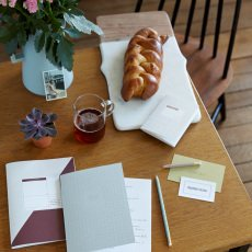 La Petite Papeterie Française Libreta de bolsillo L'utile 48 páginas-listing