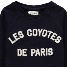 """Les coyotes de Paris Maddy """"Les Coyotes de Paris"""" Sweatshirt-listing"""