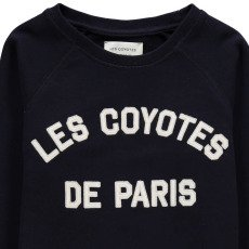 """Les coyotes de Paris Sweatshirt  """"Les Coyotes de Paris"""" Maddy-listing"""