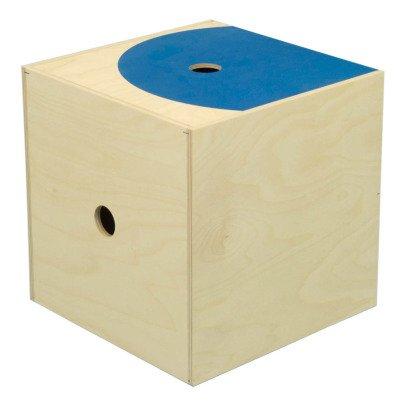 Studio delle alpi Caja de Almacenamiento The Super Box Azul-listing
