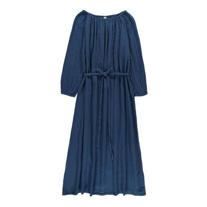 Numero 74 Nina Maxi Dress -Teen and Women's Collection Navy blue-listing