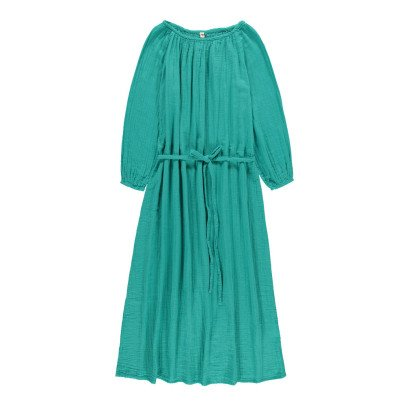 Numero 74 Nina Maxi Dress - Teen and Women's Collection Turquoise-product