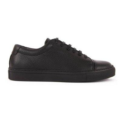 National Standard Zapatillas Cuero Cordones Edition 3 Negro-listing