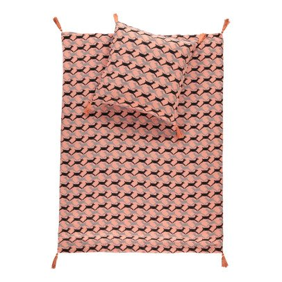 Moumout Deer Pattern Cotton Bed Linen-listing