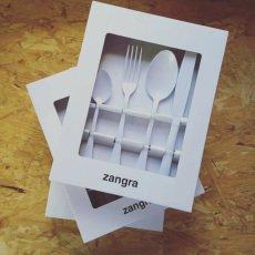 Zangra Cubiertos - 16 piezas-listing