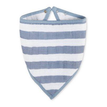 aden + anais  Bavoir bandana rayures-listing
