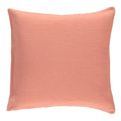 Linge Particulier Washed Linen Cushion Cover-listing